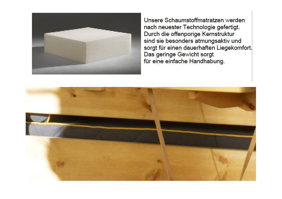 Hochbett Ritterburg mit Turm Halbhochbett Moby, Bild 6