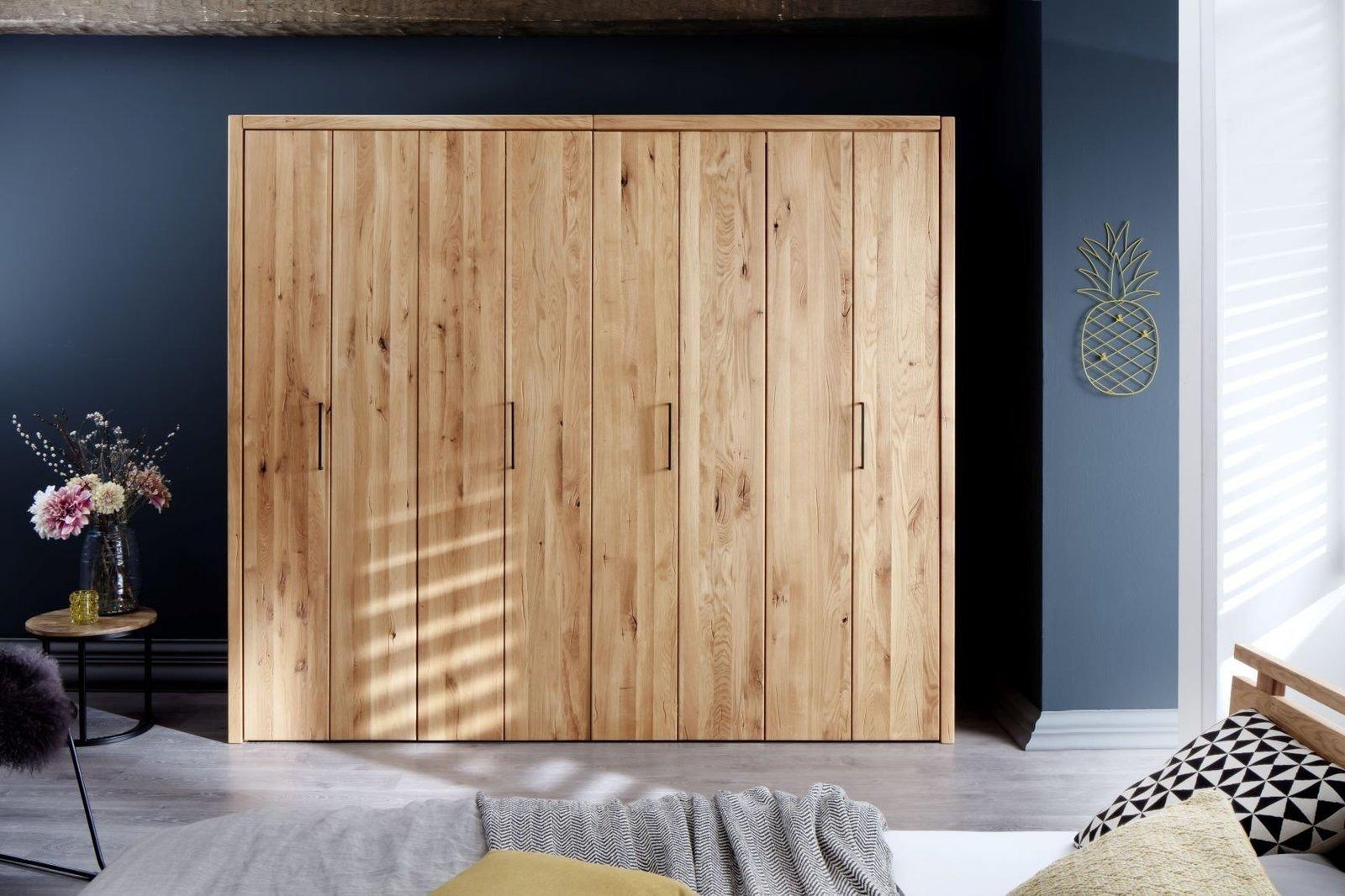Schlafzimmer Alvar aus Massivholz Wildeiche, Bild 3