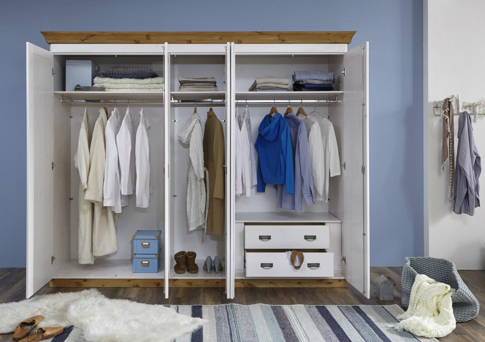 ... Schlafzimmer Landhausstil Weiß Gelaugt, Bild 3 ...