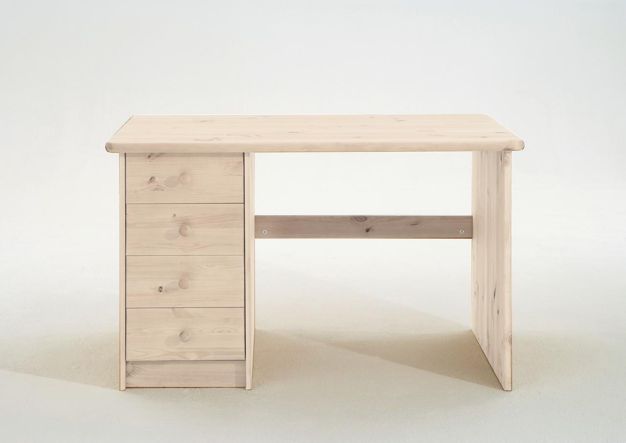 Schreibtisch Infans mit 4 Schubladen, Bild 3