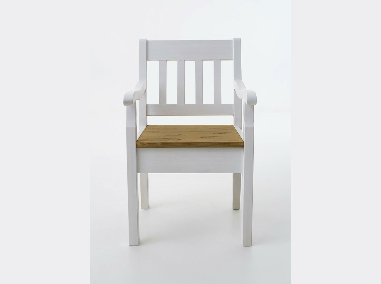Sessel Boston aus Massivholz