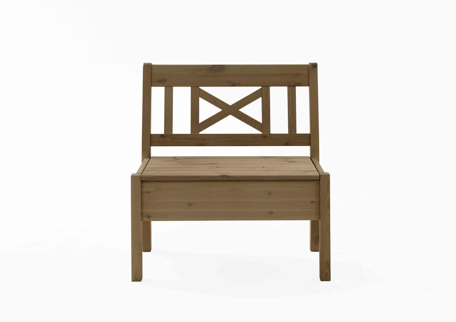 Sitzbank Fjord 82cm ohne Armlehnen, Bild 2