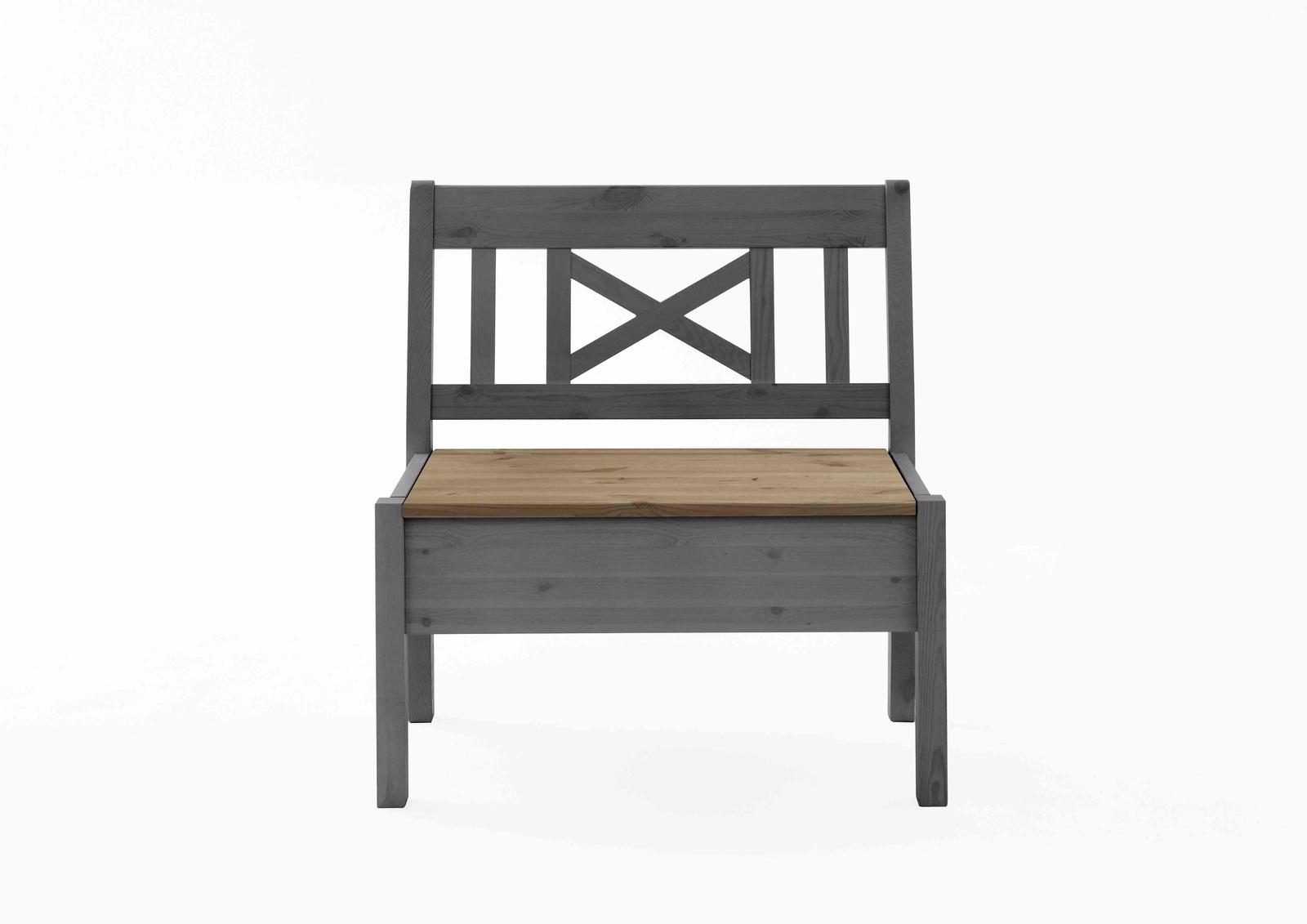 Sitzbank Fjord 82cm ohne Armlehnen, Bild 5