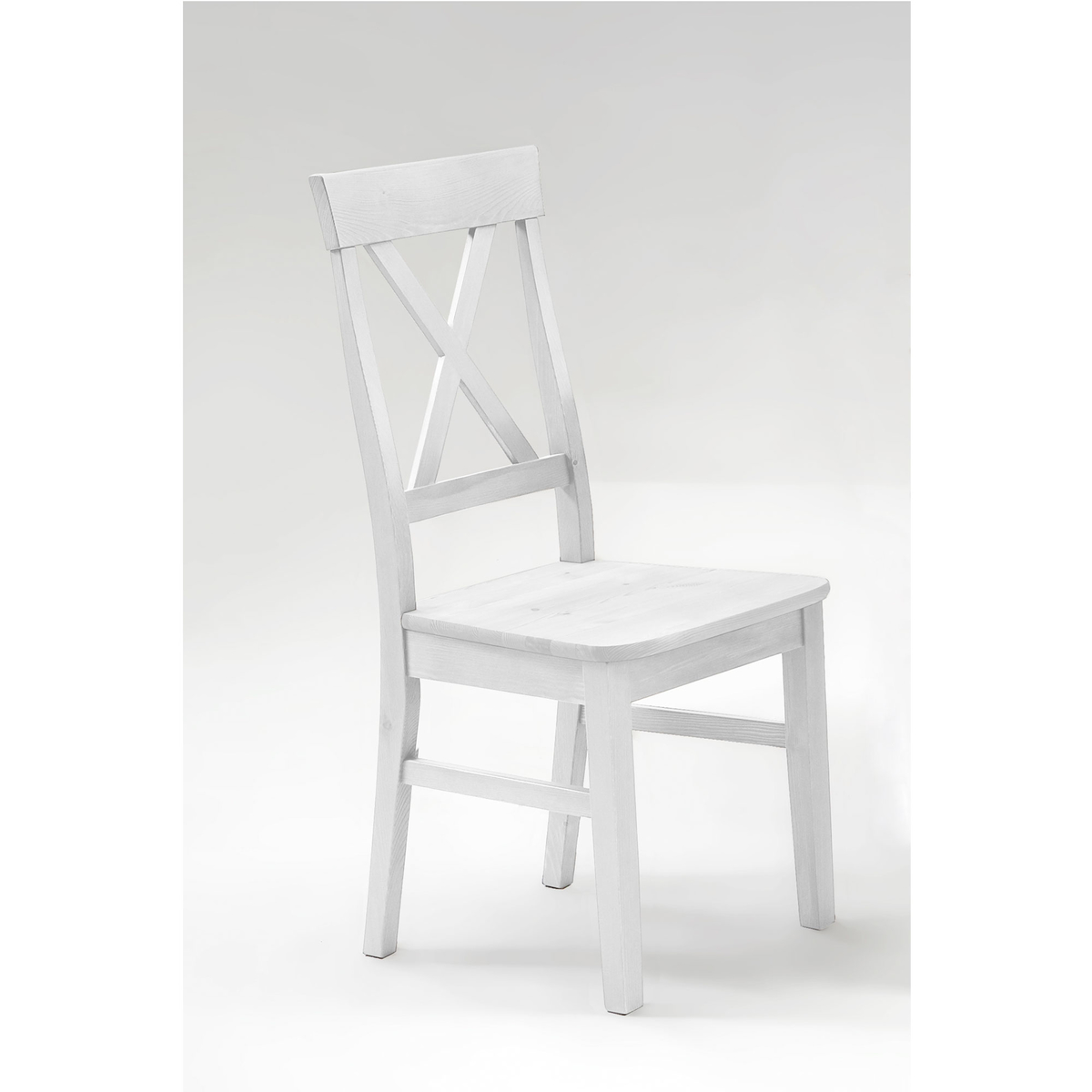Esszimmer k chen stuhl bergen kiefer massiv von jumek for Stuhl design esszimmer