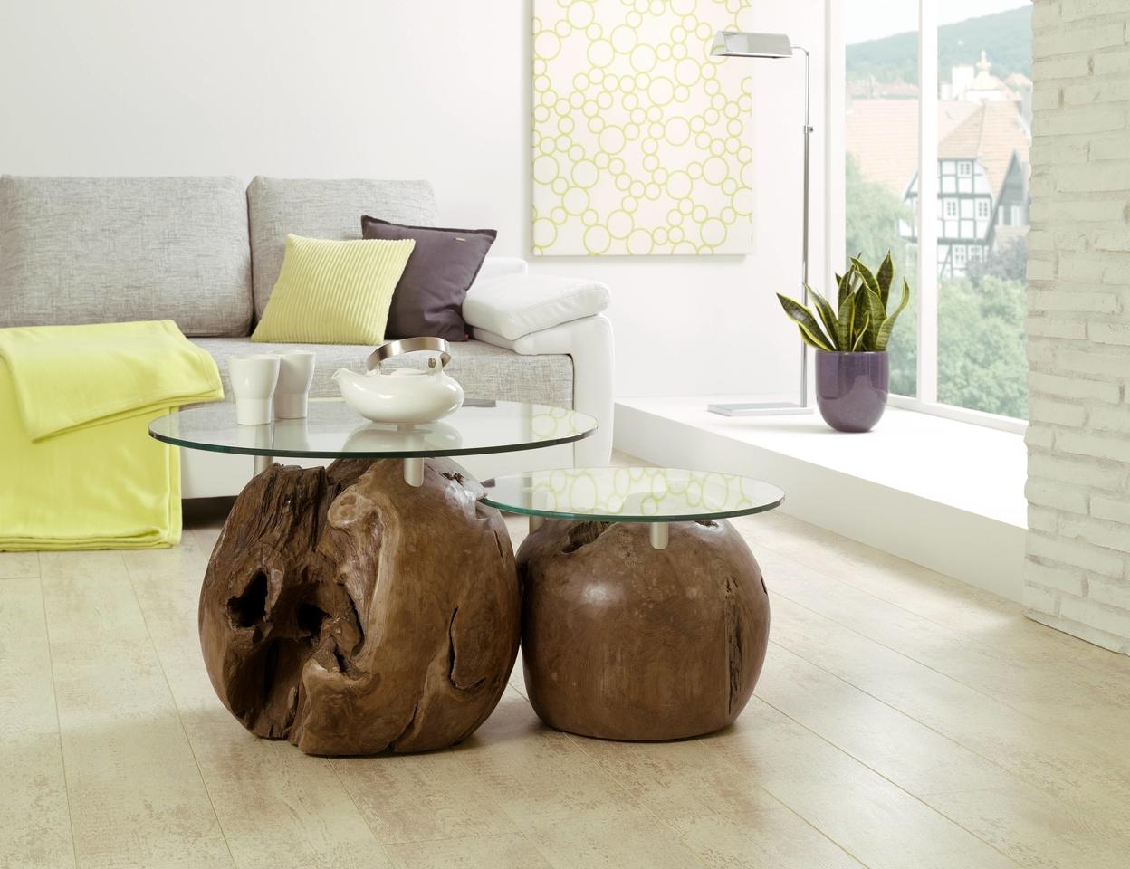 teakholz zweisatz couchtisch von henke g nstig bestellen skanm bler. Black Bedroom Furniture Sets. Home Design Ideas