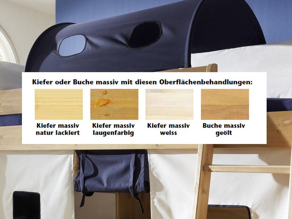 Etagenbett Kiefer Massiv : Tobykids etagenbett massivholz für kinder von günstig