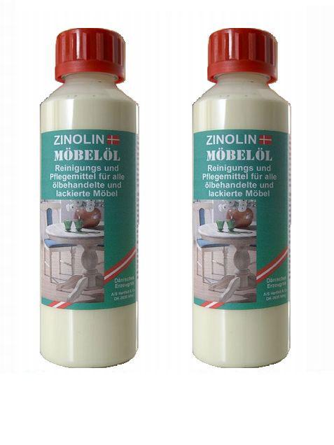 Zinolin Möbelöl Möbelpflege, Bild 2