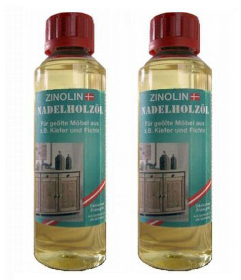 Zinolin Nadelholzöl Möbelpflegeöl, Bild 2