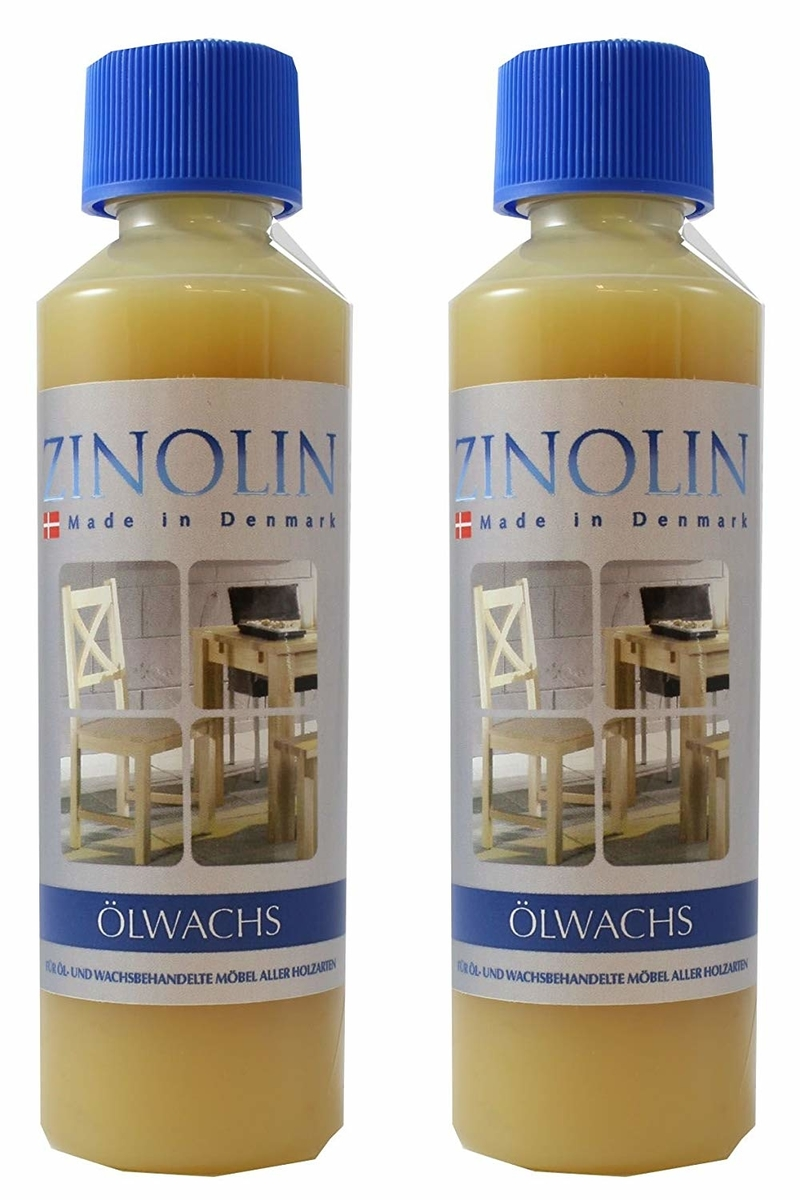 Zinolin Öl-Wachs, Bild 2