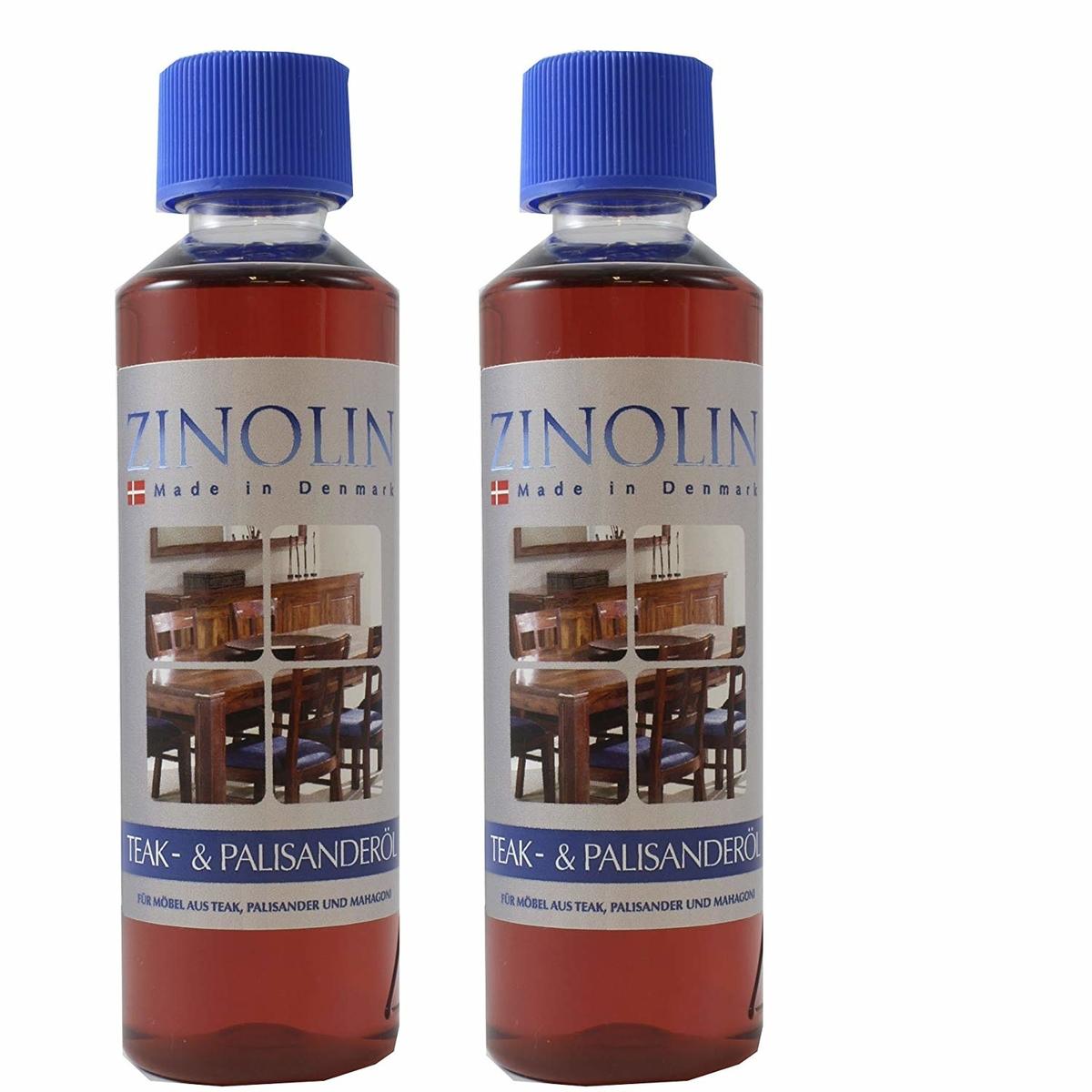 Zinolin Teak- und Palisanderöl, Bild 2