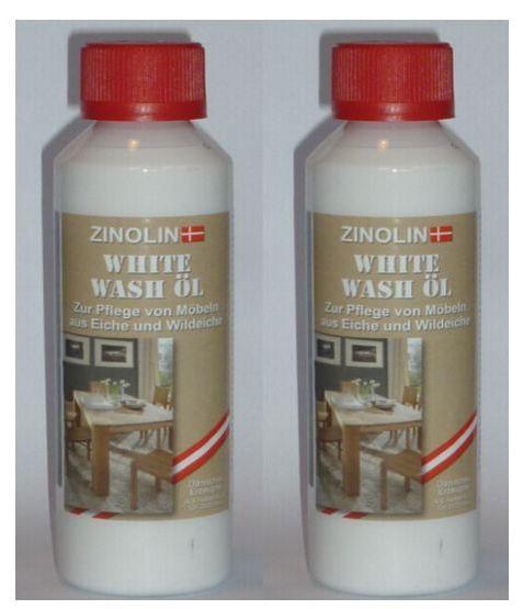 Zinolin White Wash Öl, Bild 2