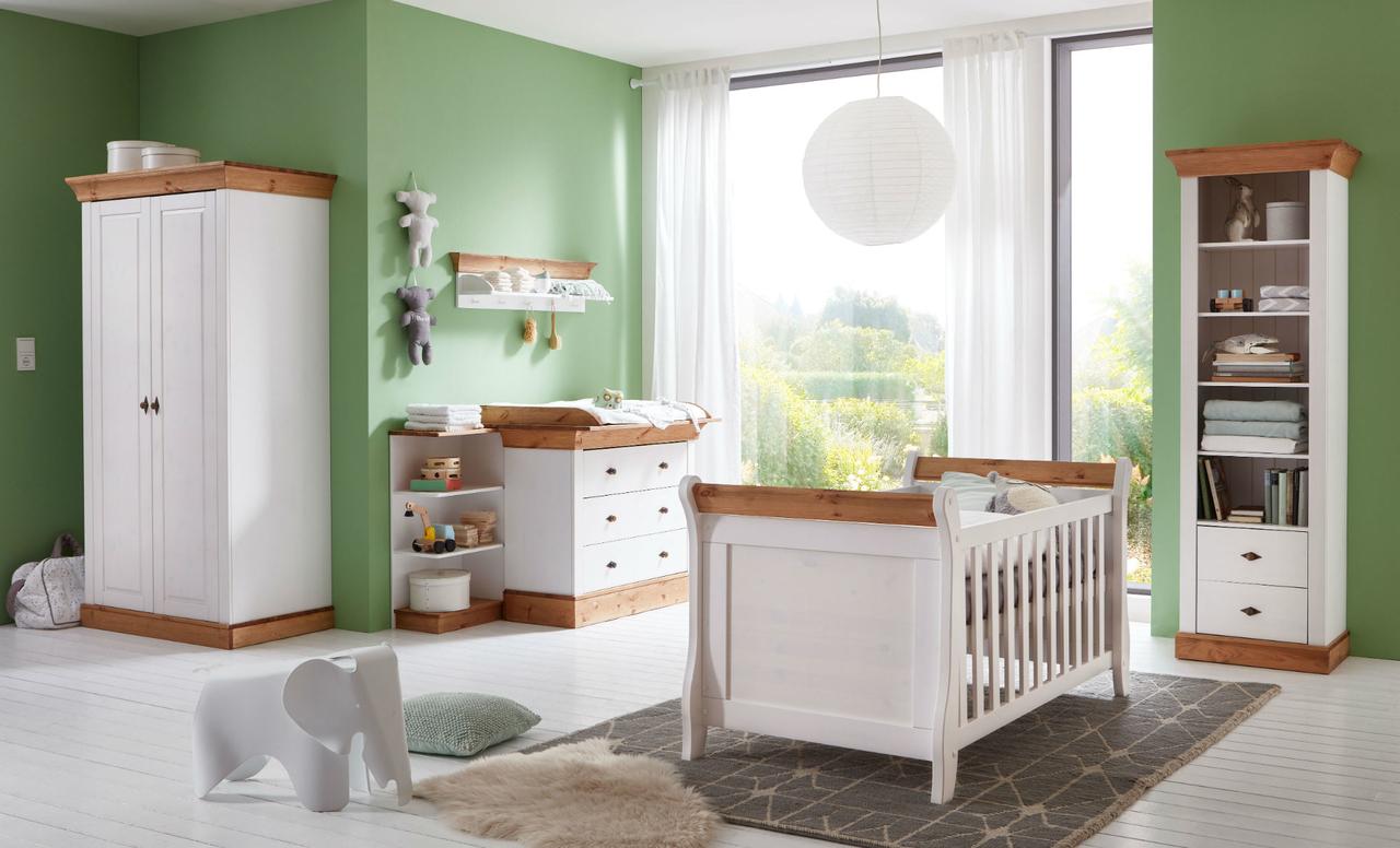 Babyzimmer Massivholz Bergen