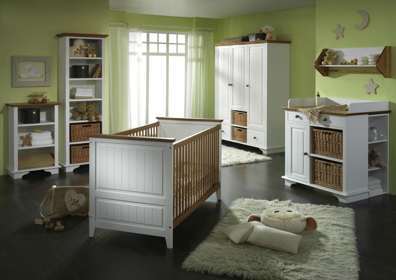 Babyzimmer Massivholz Julia