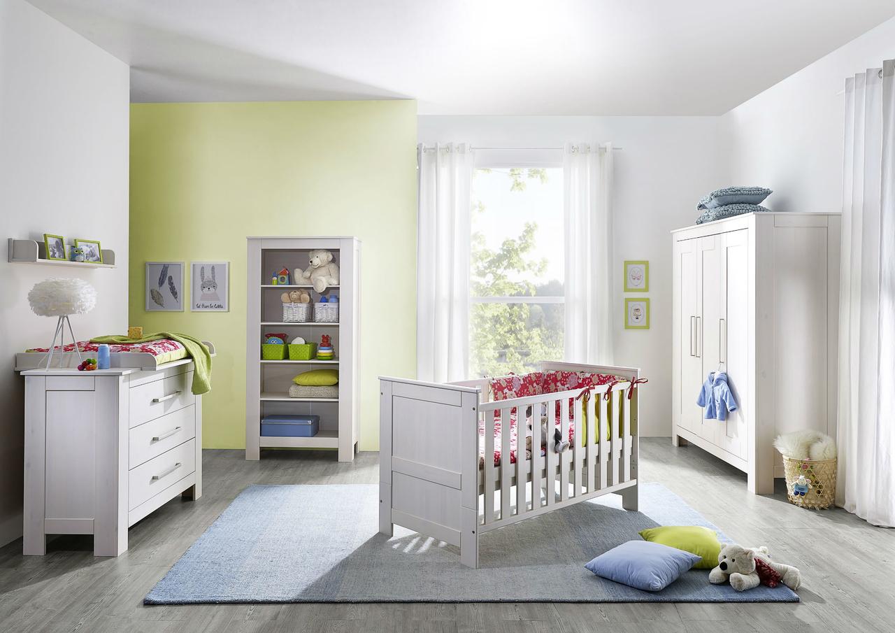 Babyzimmermobel Aus Massivholz Skanmobler