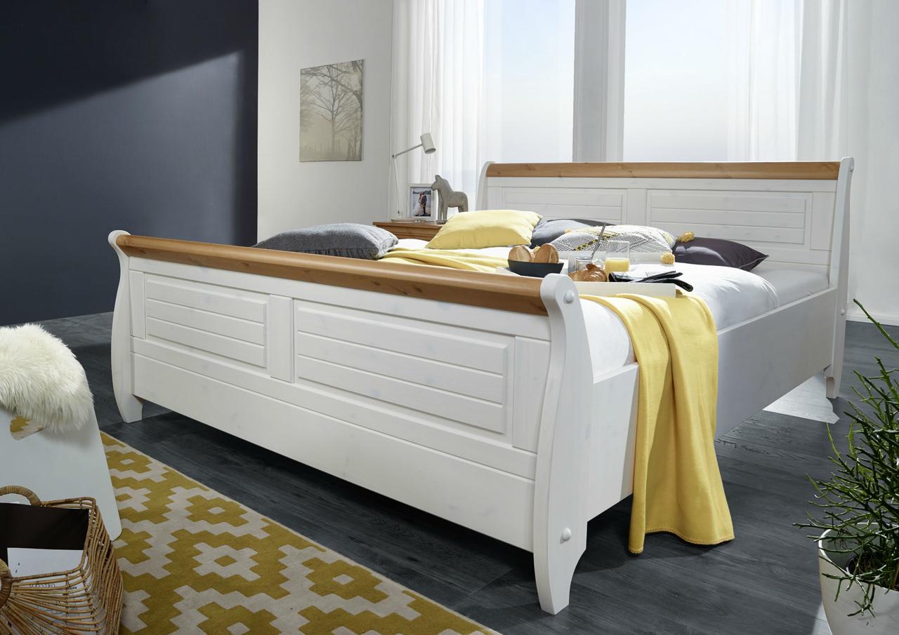 Doppelbett skandinavisch SKANDIC