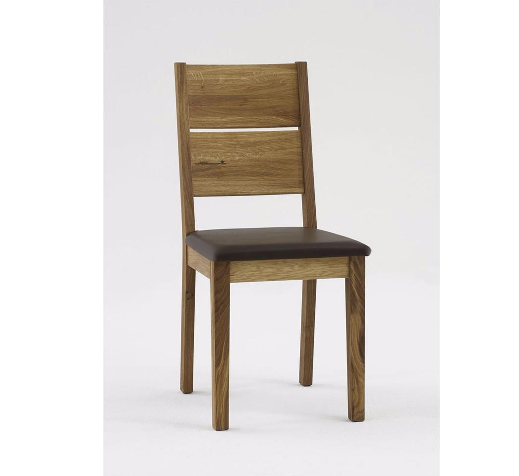 Esszimmer Stuhl Rom aus Massivholz