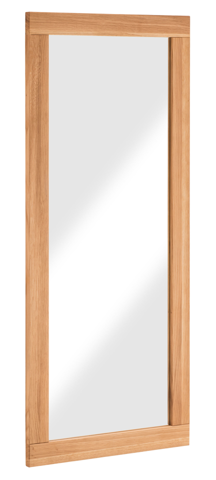 Garderoben Spiegel Velkom Wildeiche Massiv