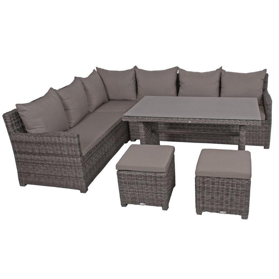 Garten Lounge-Eckgruppe OVIEDO