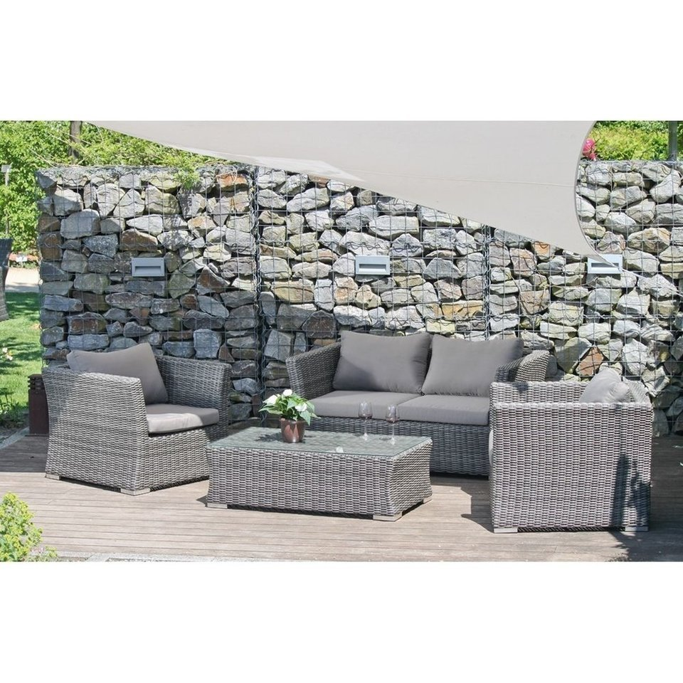 Garten Lounge Gruppe AVILA