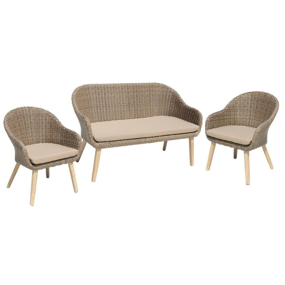 Garten Sitzmöbel Set PUEBLO
