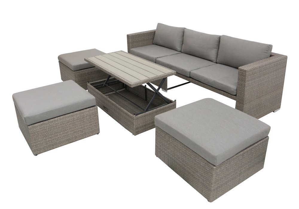 Garten Sofa-Set ROTTERDAM