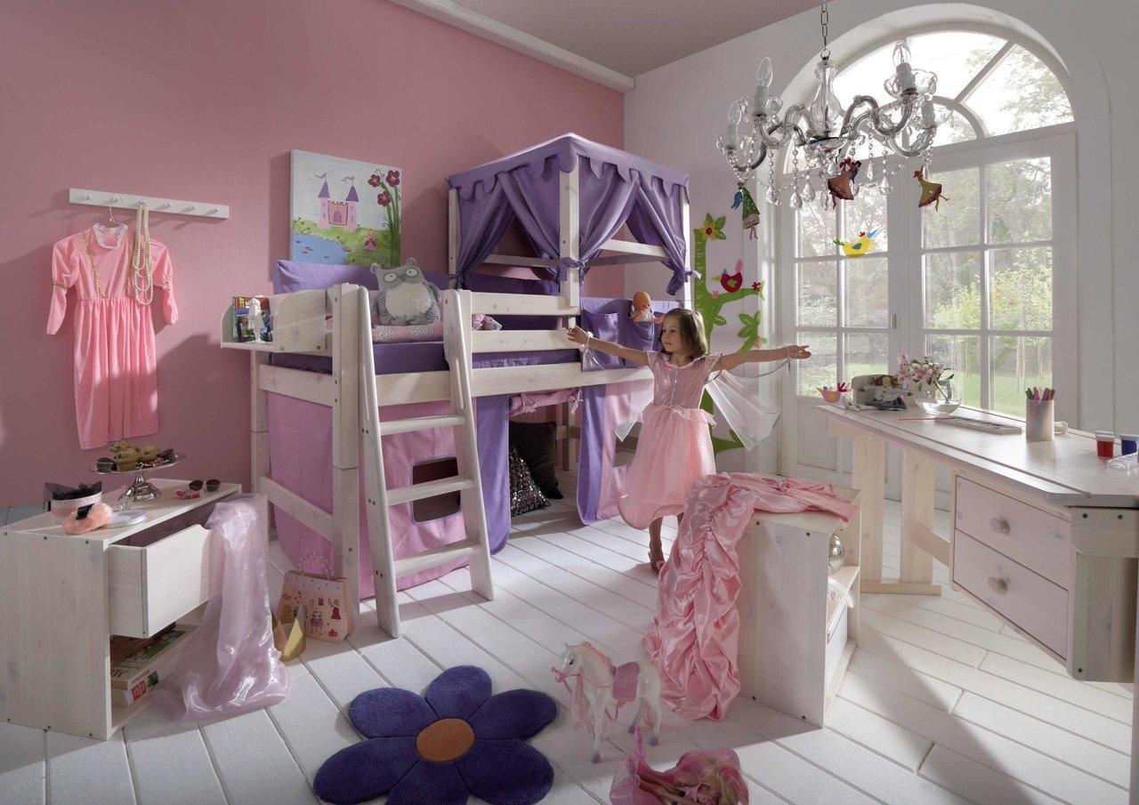 InfansKids Kinderzimmer für Prinzessinnen