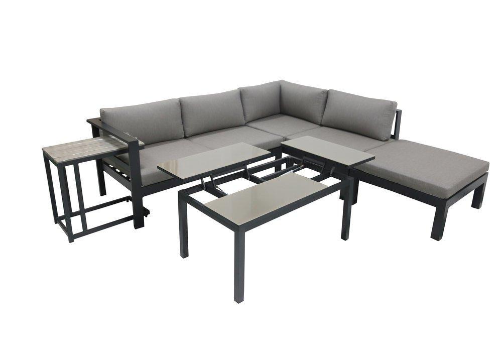 Lounge-Eckgruppe MIRANDA