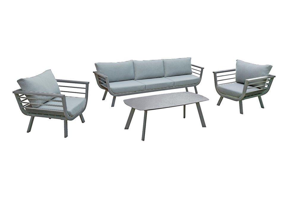 Lounge-Gruppe ELIA 4-tlg