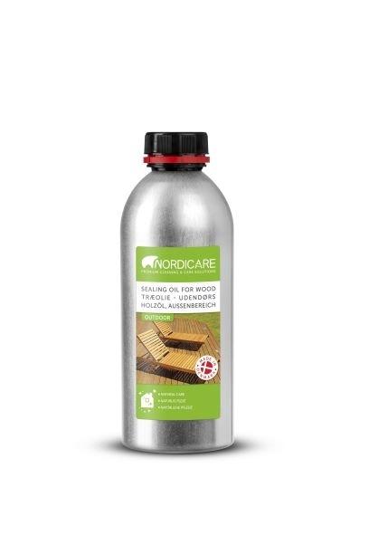 NORDICARE Holzöl für den Außenbereich