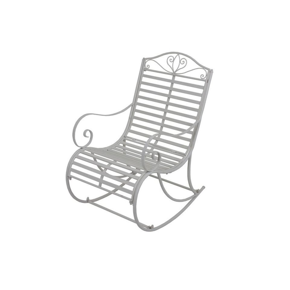Schaukelstuhl TAMBO aus Eisen