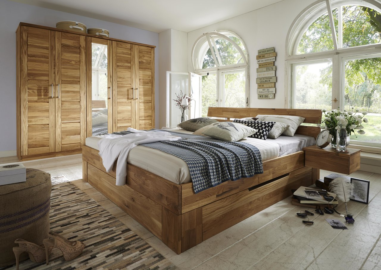 Schlafzimmer komplett-Set Linköping