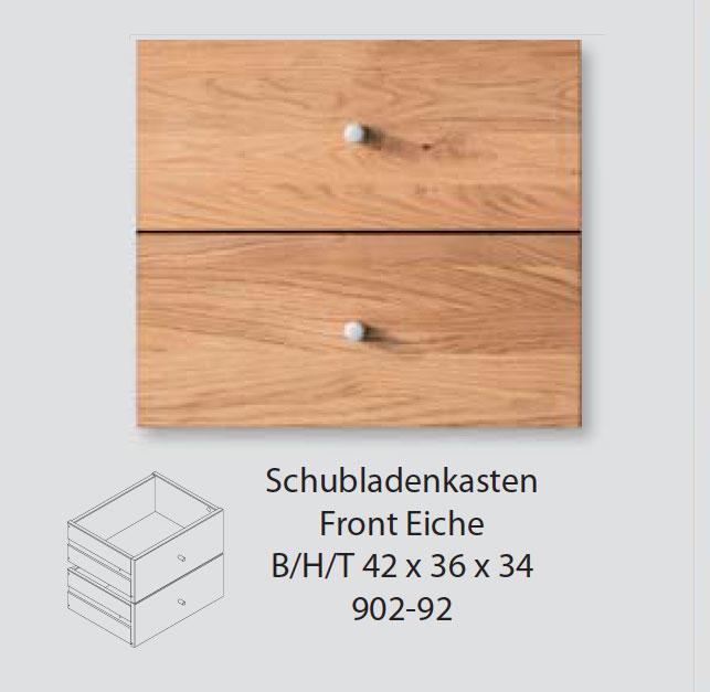 Schubladenkasten Element für Würfelregal DIRG