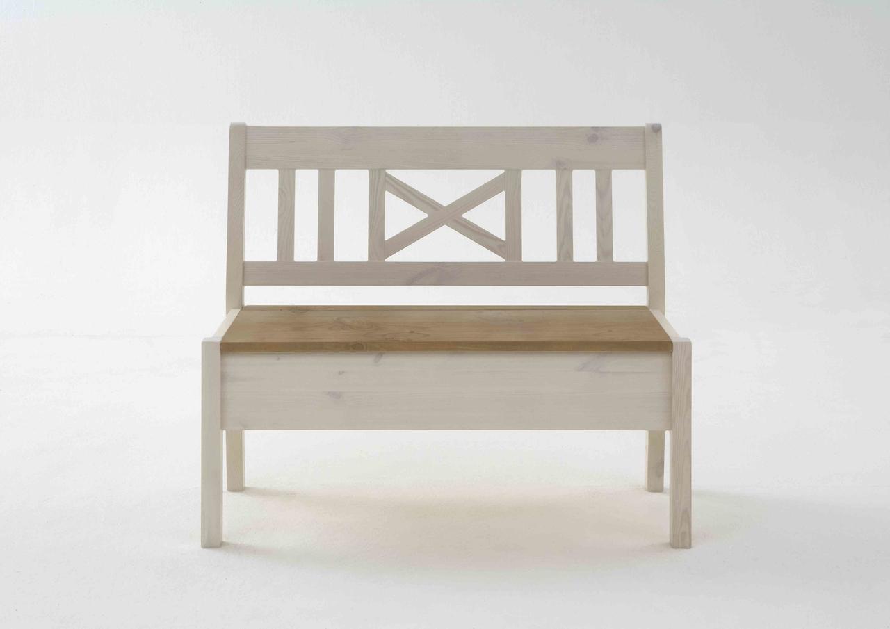 Sitzbank Fjord 105cm ohne Armlehnen