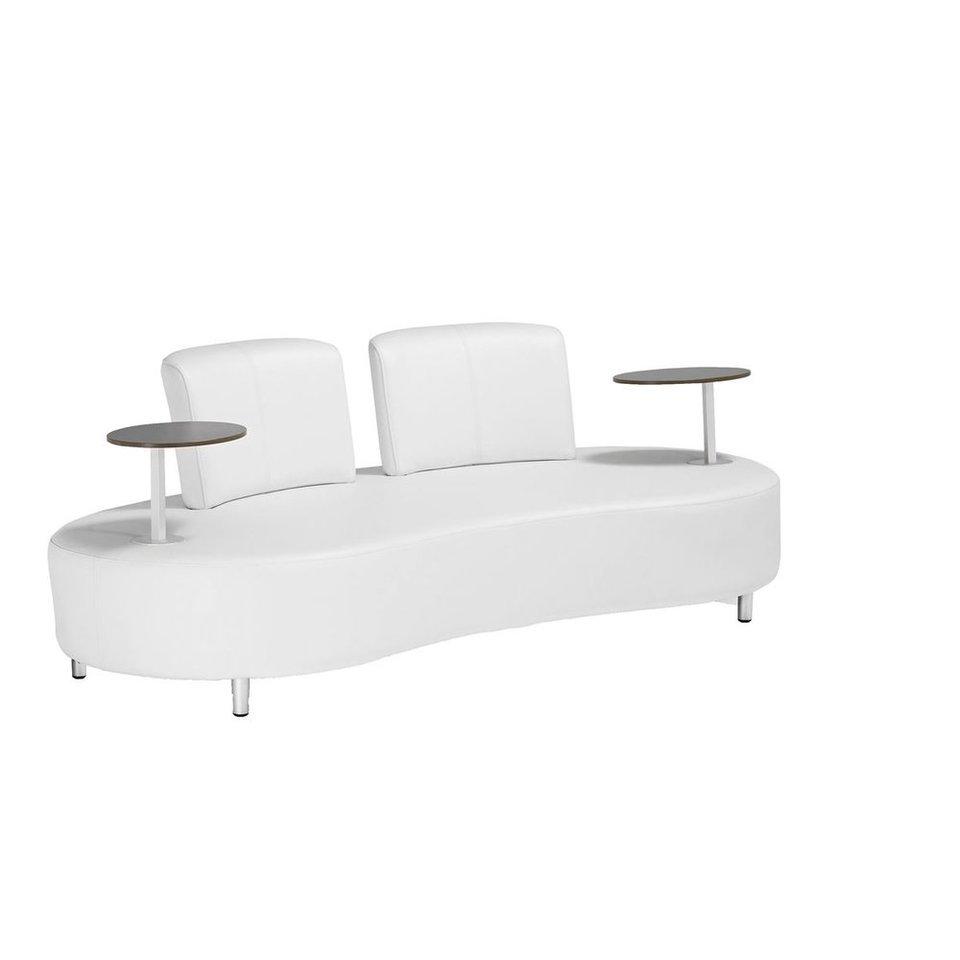 Sofa AALBORG, mit 2 Tischen