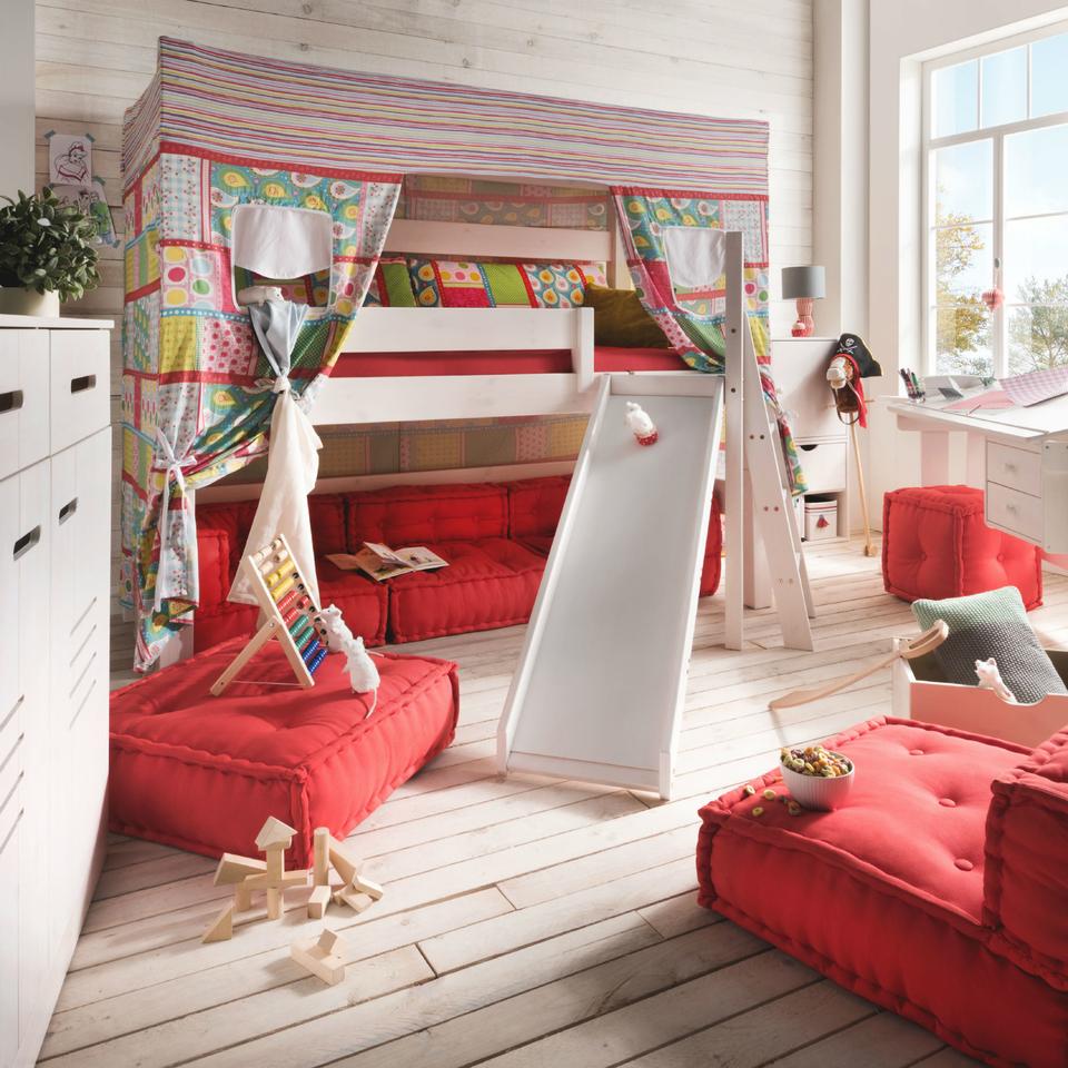 TOBYKIDS Beduinen Hochbett für Kinder