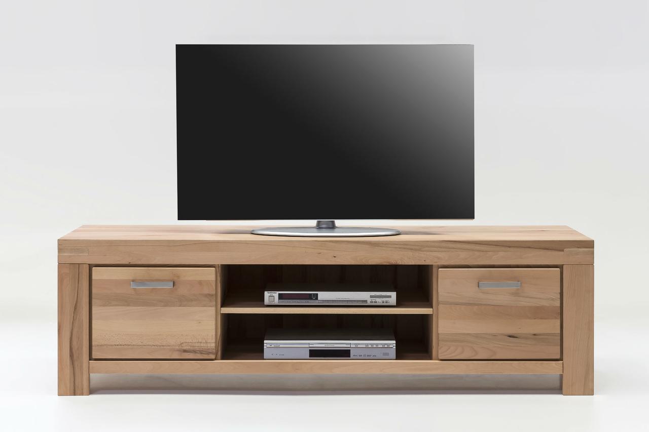 TV Unterschrank Massivholz Kari 175cm