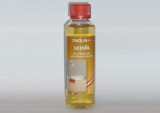 Zinolin Leinöl Massivholzpflege