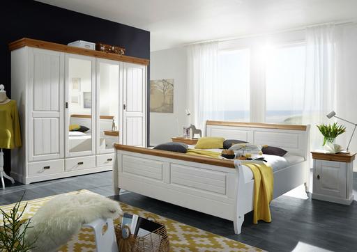 Doppelbett skandinavisch SKANDIC von G&K günstig bestellen | SKANMØBLER