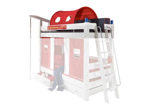 Etagenbett Mit Lattenrost Günstig : Feuerwehr etagenbett moby für kinder von dolphin günstig bestellen