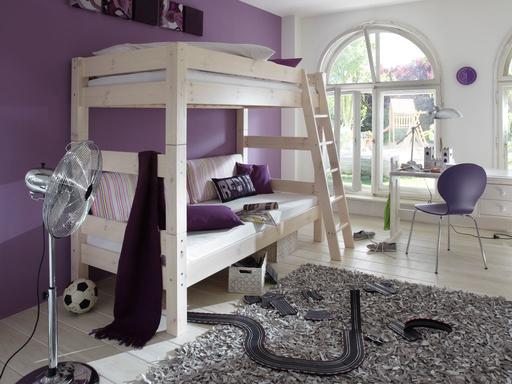 Etagenbett Massivholz : Tobykids etagenbett massivholz für kinder von günstig