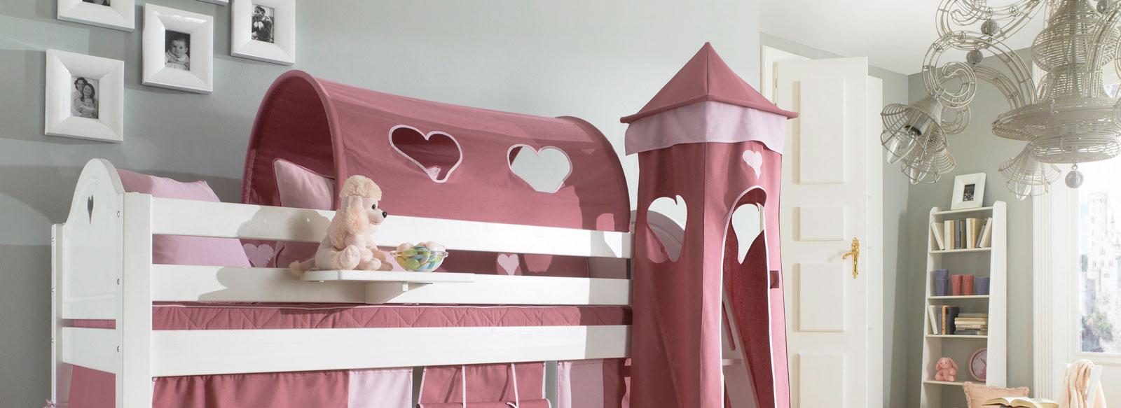 Kinderzimmer Möbel skandinavisch