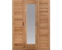 3-türig,  Mitteltür mit Spiegel