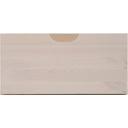46x22x35cm, Schublade für Würfel groß weiß