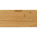 46x22x35cm, Schublade für Würfel groß gelaugt